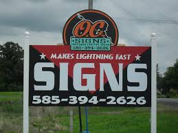Custom Sign Company Columbus